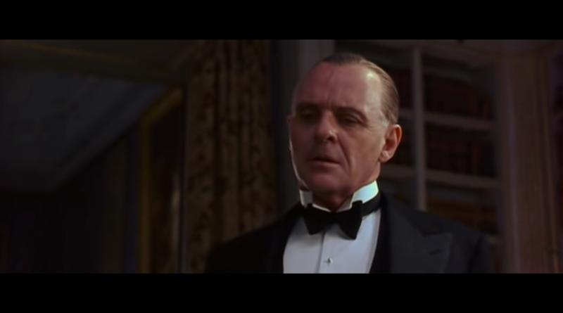 """""""Quel che resta del giorno"""" (1993)"""