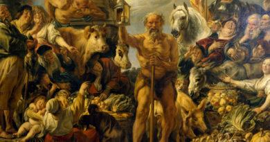 Diogene di Sinope: il cosmopolita in una botte