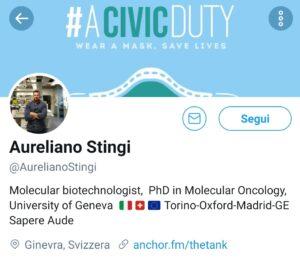 dì Aureliano Stingi